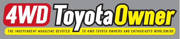 4wd toyota owners magazine